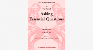asking essential questions linda elder
