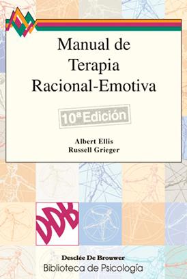 manual de terapia racional emotiva albert ellis
