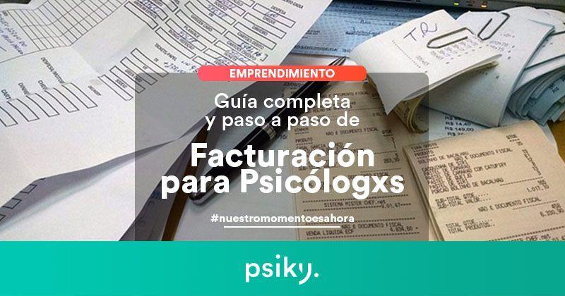 emprendimiento en psicología autónomos facturación para psicólogos