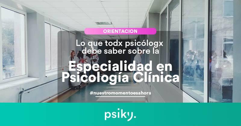 portada artículo psicólogo especialista en psicología clínica