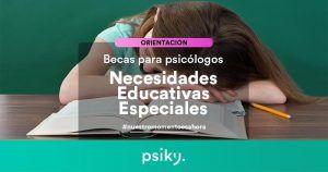 Fechas, plazos y requisitos para las becas de necesidades educativas especiales (NEE)