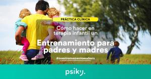 Entrenamiento para padres y madres